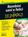 eBook - Bambini Sani e Felici For Dummies - EPUB