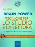 eBook - Brain Power - Tecniche per lo studio e la lettura