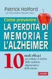 eBook - Come Prevenire la Perdita di Memoria e l'Alzheimer - PDF