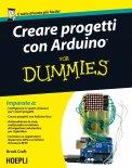 eBook - Creare Progetti con Arduino For Dummies - EPUB