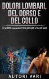 eBook - Dolori Lombari, del Dorso e del Collo