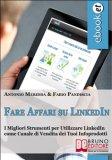 eBook - Fare affari su linkedin