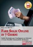 eBook - Fare soldi online in 7 giorni