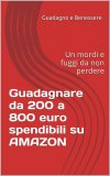 eBook - Guadagnare da 200 a 800 Euro con Amazon