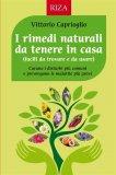 eBook - I Rimedi Naturali da Tenere in Casa