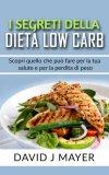 eBook - I Segreti della Dieta Low Carb