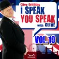 Mp3 - I Speak You Speak with Clive Vol.10