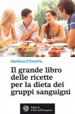 eBook - Il Grande Libro delle Ricette per la Dieta dei Gruppi Sanguigni