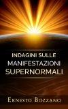 eBook - Indagini sulle Manifestazioni Supernormali
