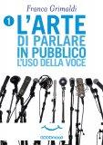 eBook - L'Arte di Parlare in Pubblico - L'Uso della Voce