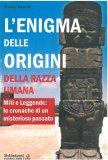 eBook - L'Enigma delle Origini della Razza Umana
