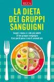 eBook - La Dieta dei Gruppo Sanguigni
