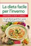 eBook - La Dieta Facile per l'inverno - EPUB