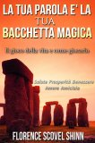 EBOOK - LA TUA PAROLA è LA TUA BACCHETTA MAGICA di Florence Scovel Shinn