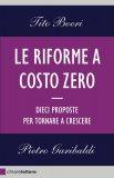 eBook - Le Riforme a Costo Zero