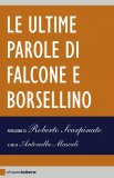 eBook - Le Ultime Parole di Falcone e Borsellino