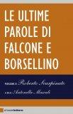 eBook - Le Ultime Parole di Falcone e Borsellino