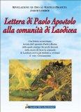 eBook - Lettera di Paolo Apostolo alla Comunità di Laodicea
