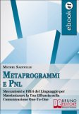 eBook - Metaprogrammi e PNL