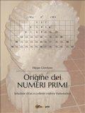 eBook - Origine dei Numeri Primi