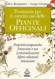 eBook - Prontuario per il corretto uso delle piante officinali