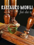 eBook - Restauro Mobili Fai da Te