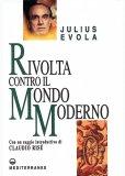 eBook - Rivolta Contro il Mondo Moderno - PDF