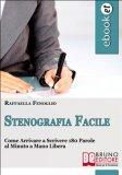eBook - Stenografia facile