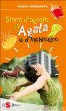 eBook - Storia d'agosto, di Agata e d'inchiostro