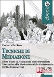 eBook - Tecniche di mediazione