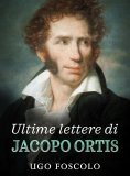 eBook - Ultime Lettere di Jacopo Ortis
