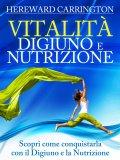 eBook - VITALITA' - Digiuno e Nutrizione