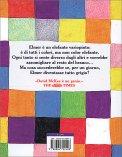 Elmer - L'Elefante Variopinto — Libro