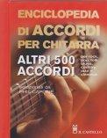 Enciclopedia di Accordi per Chitarra - Libro
