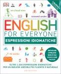 English for Everyone - Espressioni Idiomatiche — Libro