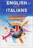 Corso di inglese, English for Italians - CD Mp3 + PDF — Audiolibro CD Mp3