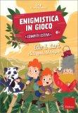 Enigmistica In Gioco - Compiti Estivi - Classe Quarta — Libro