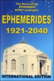 Ephemerides 1921-2040 — Manuali per la divinazione