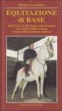 Equitazione di Base  - Libro