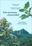 Erbe Spontanee Commestibili — Libro