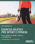 Esercizi Atletici per Sport e Fitness — Libro