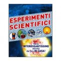 Esperimenti Scientifici  - Libro