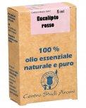 Eucalipto Rosso - Olio Essenziale Bio