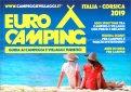 Euro Camping - Italia-Corsica 2019 — Libro