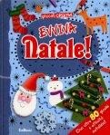 Evviva Natale! - 80 giochi e Attività Natalizie! - Libro