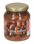 Fagioli Borlotti in Vetro
