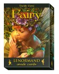Fairy Lenormand Oracle Cards - 36 oracoli - Cofanetto