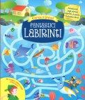 Fantastici Labirinti - Cerca e Trova! - Libro