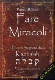 Fare Miracoli  — Audiolibro CD Mp3