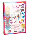 Farfalle in Origami - 20 modelli - Cofanetto
